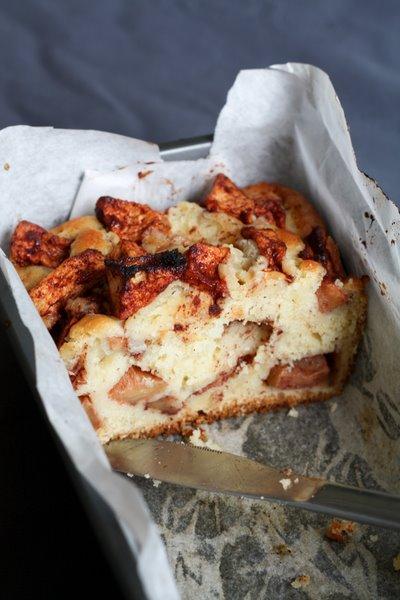 Cinnamon Apple Cake | Food Republik