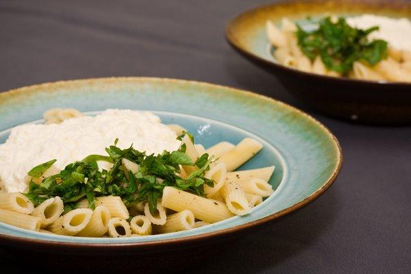 Ricotta Lemon Pasta 2