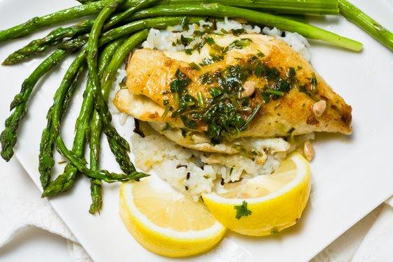 Fish Filet top