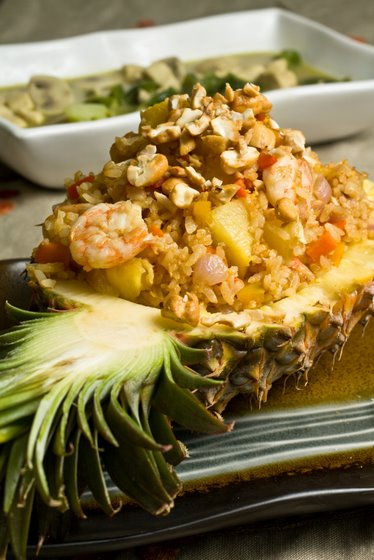 Pineapple Fried Rice tall