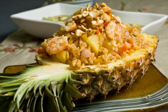 Pineapple Fried Rice | Food Republik