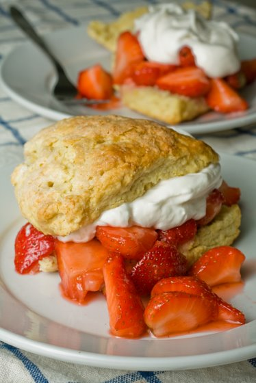 Strawberry Shortcake tall