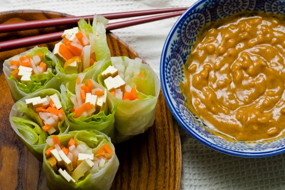 Summer Rolls top
