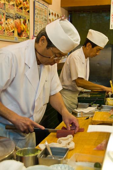 Tsukiji Fish Market-5