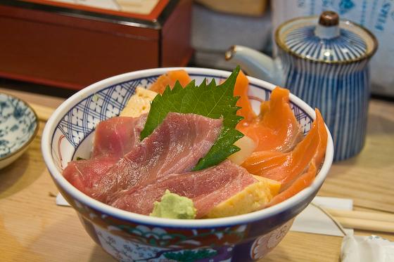 Tsukiji Fish Market-6
