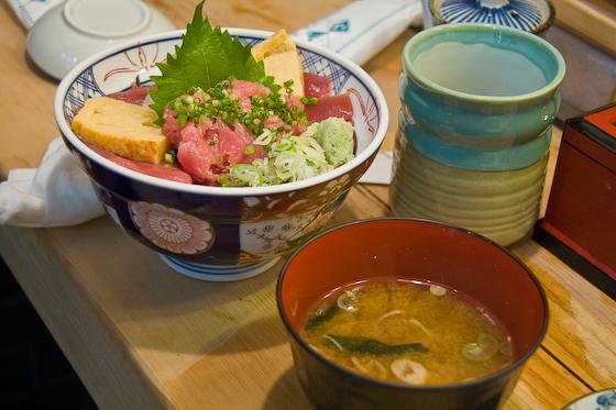 Tsukiji Fish Market-7