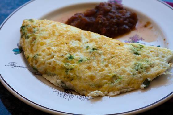 egg omelette - photo #26