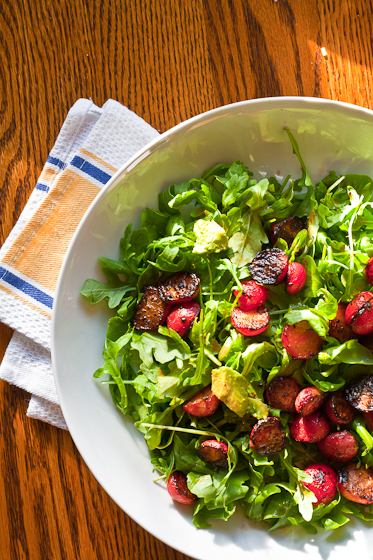 seared radish salad-2