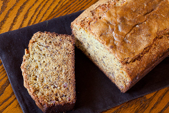banana bread Best Ever Banana Bread